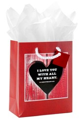All My Heart Gift Bag, Small