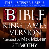 The Listener's Bible (KJV): 2 Timothy [Download]
