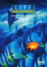 BJU Life Science Investigations DVD Sets