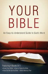 Your Bible: An Easy-to-Understand Guide to God's Word - Slightly Imperfect