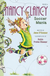 Fancy Nancy: Nancy Clancy, Soccer Mania