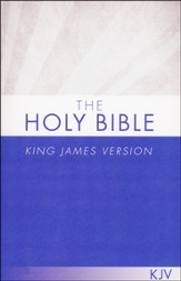 KJV Holy Bible - Slightly Imperfect