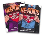 He-Roics: The Amazing Male Trivia Book and Her-Roics:  The Amazing Female Trivia Book
