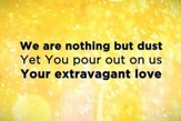 Extravagant Love - Lyric Video SD [Download]