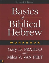 Basics of Biblical Hebrew Workbook, Second Edition