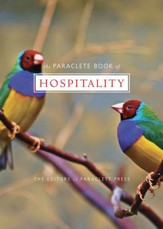 Paraclete Book of Hospitality - eBook