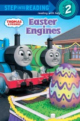 Easter Engines (Thomas & Friends) - eBook