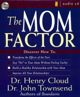 Mom Factor, Abridged Audio CD