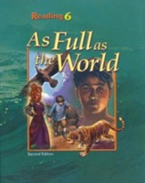 BJU Reading Grade 6 Student Textbook (Updated Copyright)