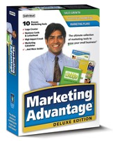 Marketing Advantage Deluxe CD-Rom