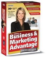 Marketing & Small Business Advantage Premium Suite CD-Roms