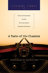 A Taste of the Classics: Crime & Punishment, PensCes, The Great Divorce & Christian Perfection - eBook