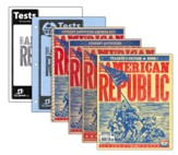 BJU Heritage Studies: The American Republic Grade 8 Homeschool Kit Third Edition