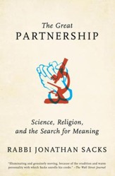 The Great Partnership: Science, Religion, and the Search for Meaning - eBook
