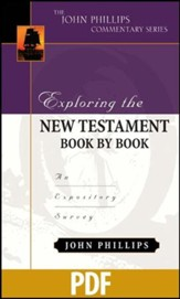 Exploring the New Testament Book by Book: An Expository Survey - PDF Download [Download]
