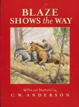 Blaze Shows the Way - eBook