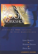 Business by the Book Workshop in a Box DVD Kit