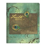 Faith, Peacock Feathers iPad Cover