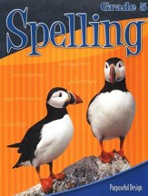 ACSI Spelling Grade 5 Student Book, Revised