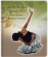 She Who Kneels Before God iPad Cover