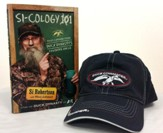 Si-cology 1: Tales & Wisdom from Duck Dynasty with Hat Gift Set - Slightly Imperfect