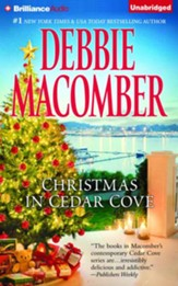 Christmas in Cedar Cove - unabridged audio book on CD