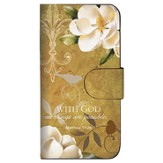 With God, All Things Are Possible iPhone 4 Cover