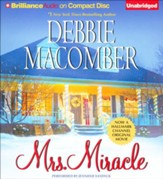 Mrs. Miracle - unabridged audio book on CD