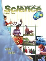 ACSI Science Student Book, Grade 1