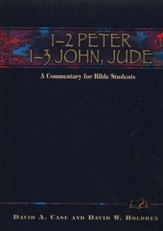 1 & Peter, 1, 2, &3 John, and Jude: A Commentary for Bible Students - Slightly Imperfect