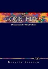 1 & 2 Corinthians: A Commentary for Bible Students  - Slightly Imperfect