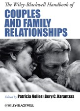 The Wiley-Blackwell Handbook of Couples and Family Relationships - eBook