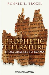 Prophetic Literature: From Oracles to Books - eBook