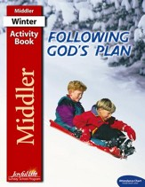 Following God's Plan Middler (Grades 3-4) Activity Book