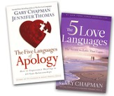 Five Languages of Apology & The Five Love Languages, 2 Volumes