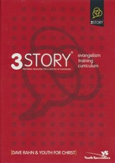 3Story Evangelism Training Curriculum (DVD-Video & DVD-ROM) (slightly imperfect)