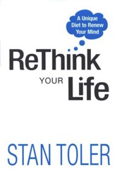 ReThink Your Life: A Unique Diet to Renew Your Mind  - Slightly Imperfect