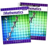 MCP Mathematics Level F, Grade 6, 2005 Ed., Homeschool Kit