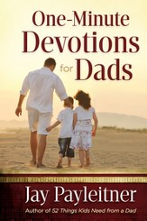 One-Minute Devotions for Dads - eBook