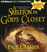 Skeleton in God's Closet - abridged audio book on CD