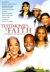 Testimonies of Faith, DVD