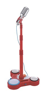 Sing Star Microphone, Red