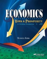 Economics: Work & Prosperity in Christian Perspective