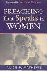 Preaching That Speaks to Women - eBook