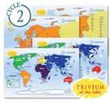 Trivium at the Table Cycle 2 Placemats Set (4 Placemats)