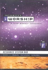 iWorship Resource System DVD, Volume F