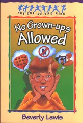 No Grown-ups Allowed - eBook