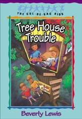 Tree House Trouble - eBook