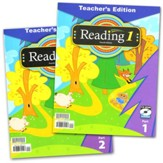 BJU Reading Grade 1 Teacher's Edition (Fourth Edition)