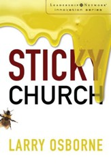 Sticky Church - eBook